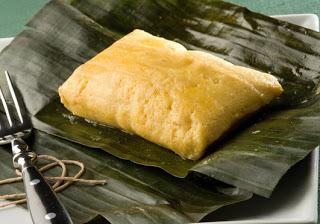Salted Cod Tamales