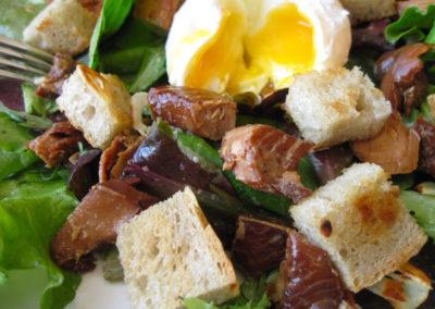 Smoked Herring & Egg Salad