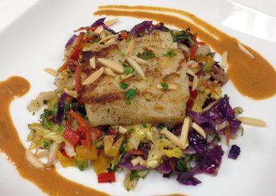 Thai Saltfish Stir Fry